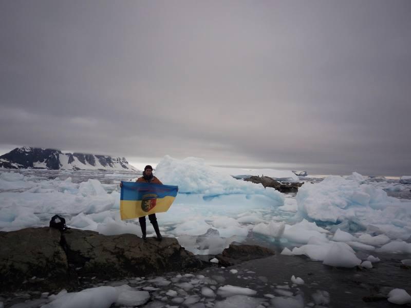 На Lutsk Food Fest виступить чоловік, який автостопом дістався Антарктиди