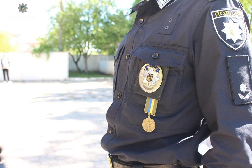 Волинським патрульним вручили відзнаки Президента