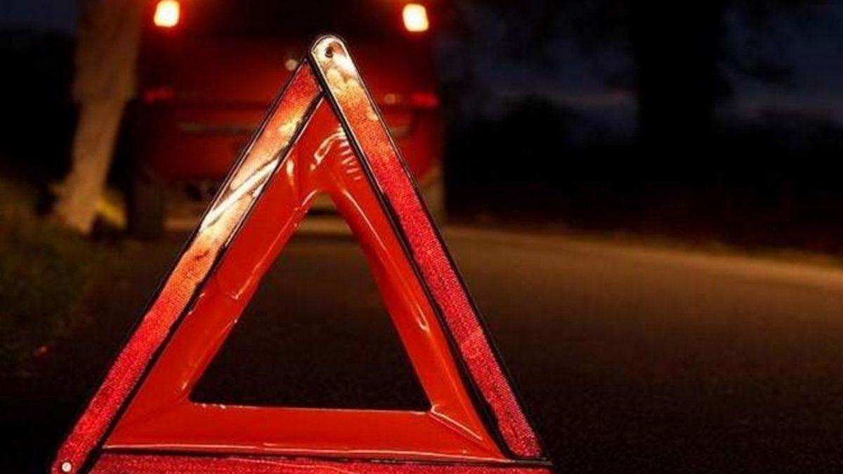 У Луцьку п'яний водій протаранив авто патрульних, бордюр і огорожу. ФОТО. ВІДЕО