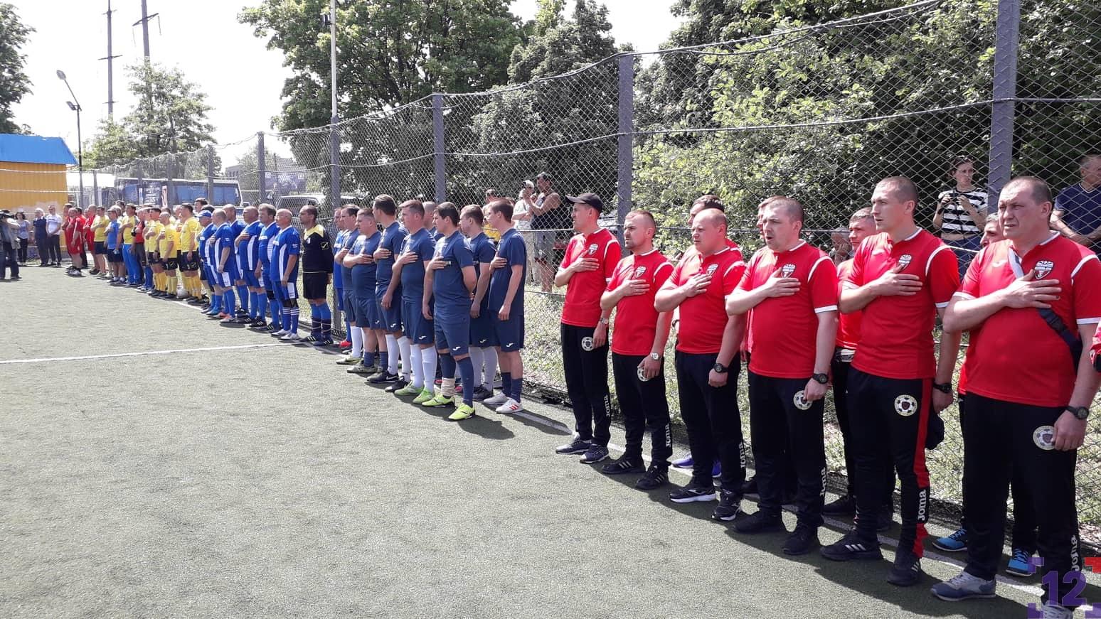 На Донеччині стартував турнір пам'яті розстріляних військових з Волині