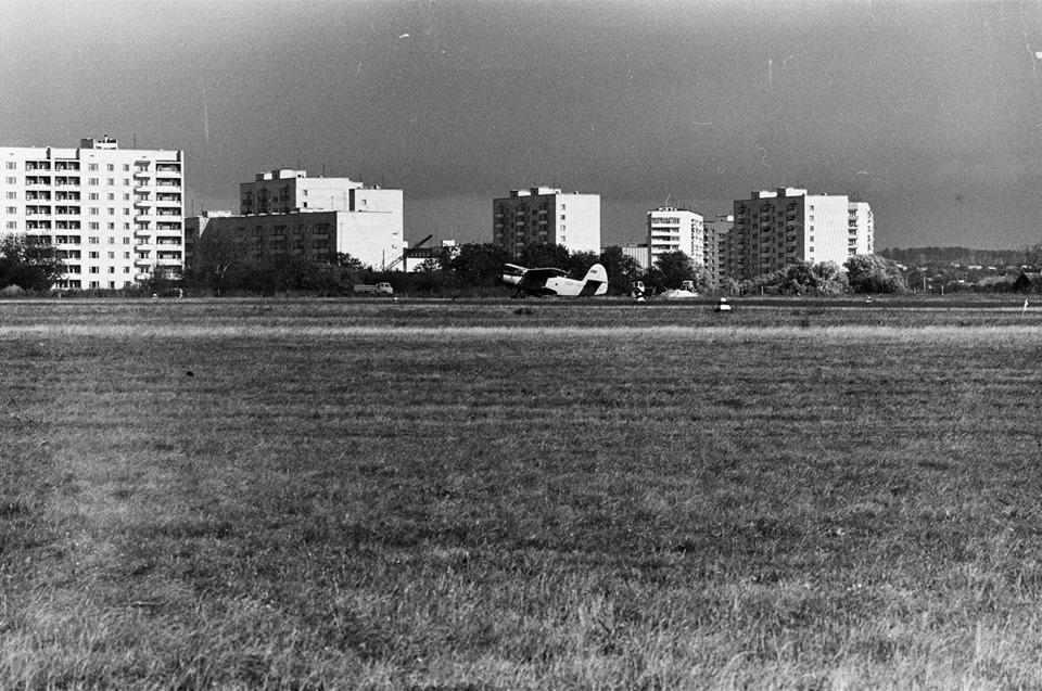"Літак на місці ""Там-Таму"": Луцьк у 1970-х. РЕТРОФОТО"