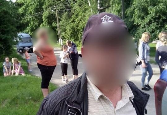 У Луцьку зловили чоловіка, який показував перехожим статеві органи