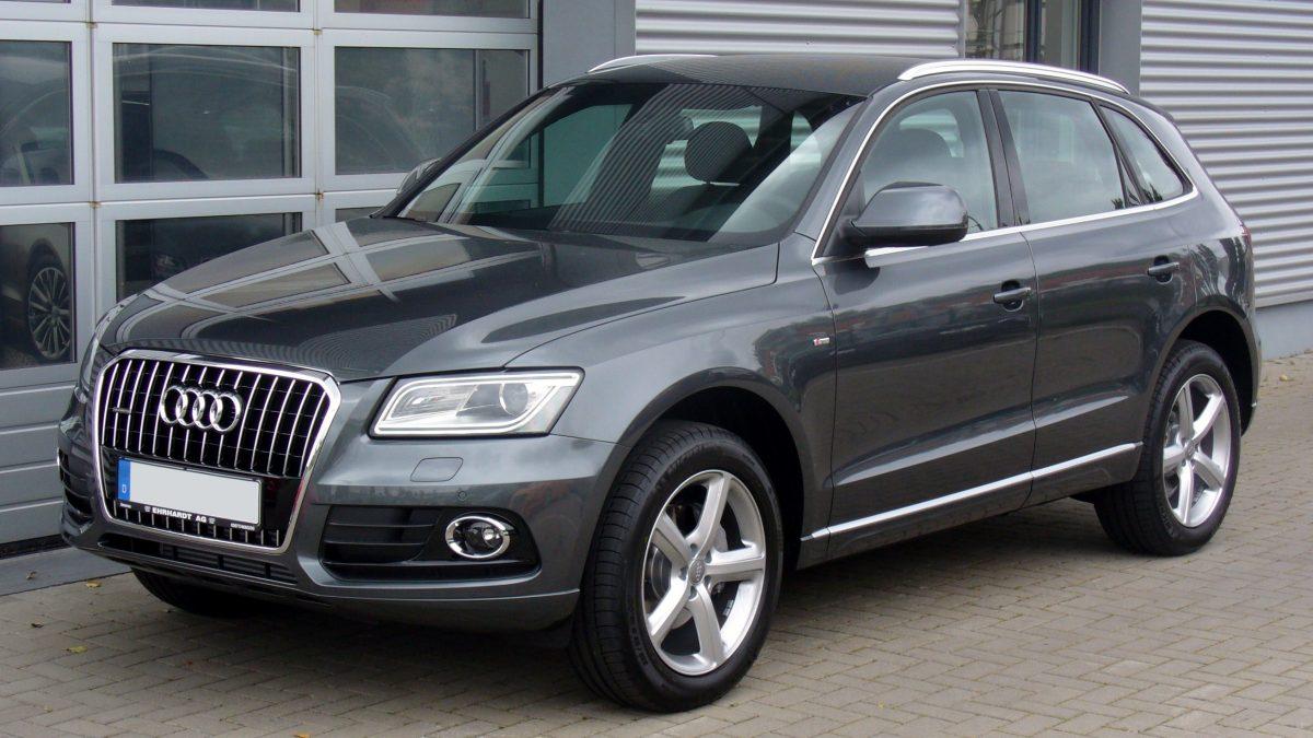 """Викрадення """"Audi Q5"""" в Луцьку: затриманим оголосили про підозру"""