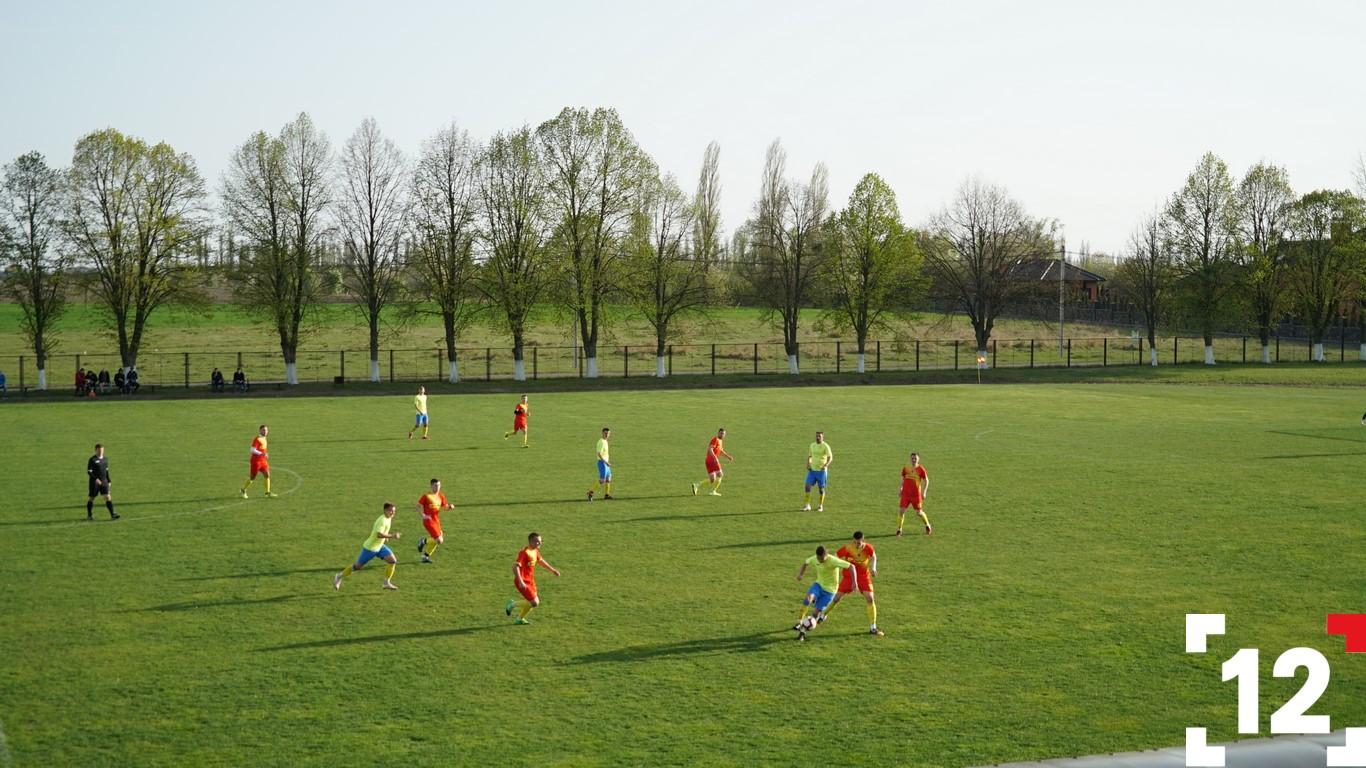 «Луцьксантехмонтаж-536» проти «Вотранс»: на полі зійдуться лідери Чемпіонату Волині з футболу
