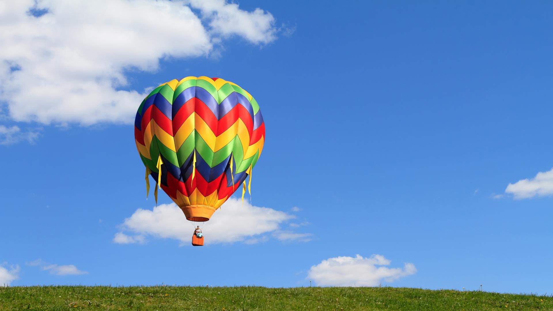 Лучани зможуть політати на повітряних кулях
