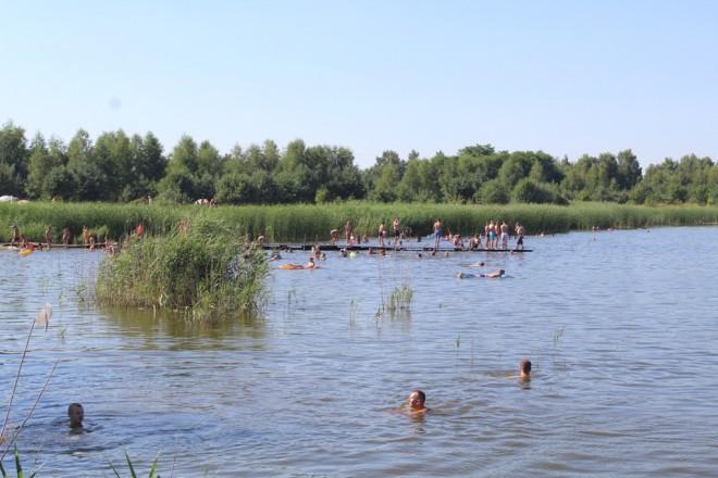 Лучани  хочуть ще один пляж біля Стиру