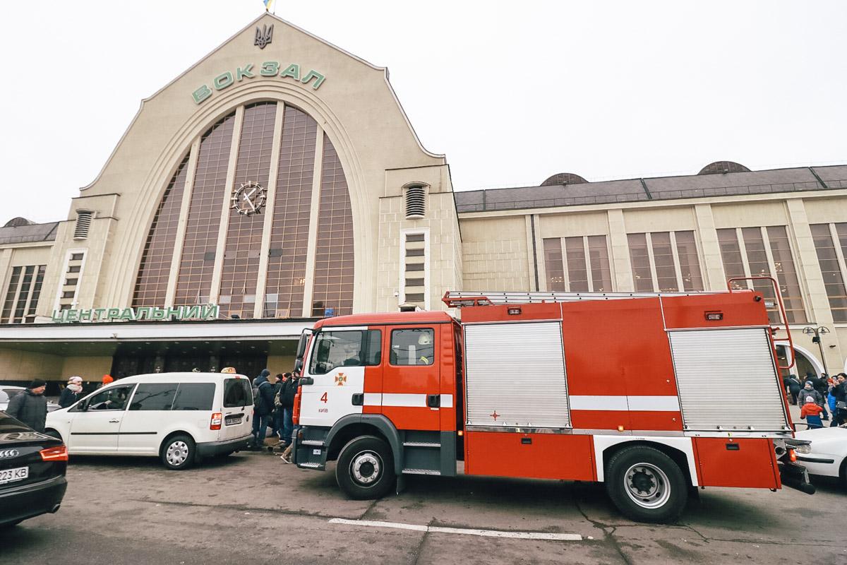 Не тільки Луцьк: столицю накрила хвиля замінувань