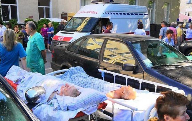 """Лучанина, який """"мінував"""" обласну лікарню, відправили в тюрму на 4 роки"""