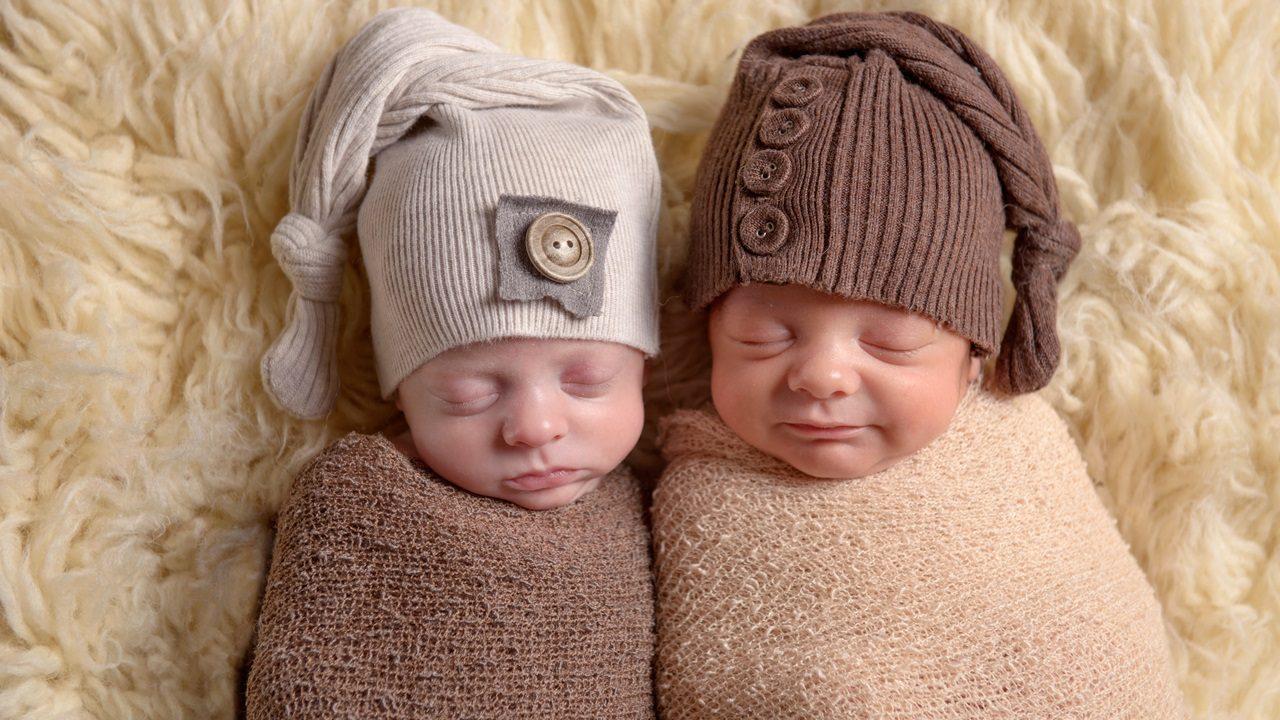 У Ковелі народилося три двійні