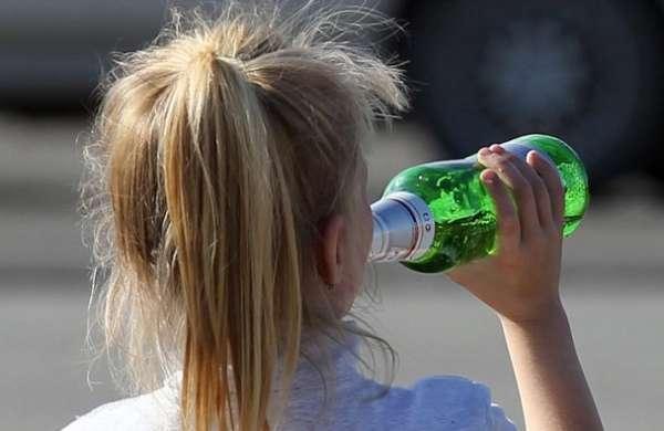 У Рожищі напилася неповнолітня дівчина. Відкачували в лікарні