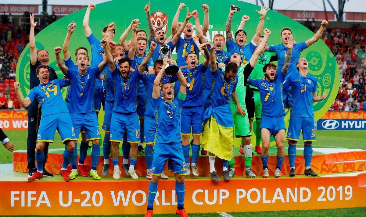 Студент луцького вишу став чемпіоном світу з футболу у складі збірної. ФОТО