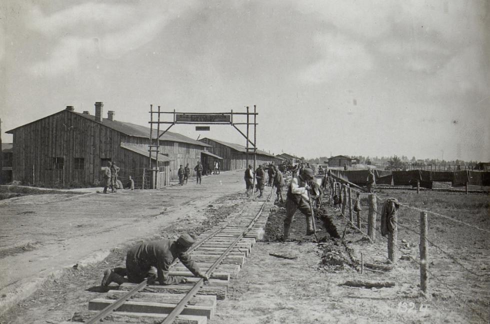 Унікальні світлини Ковеля часів Першої світової війни. РЕТРОФОТО