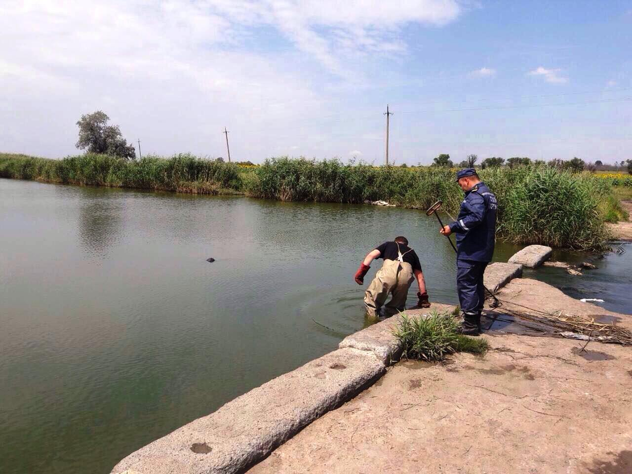 На Волині з річки витягли тіло 51-річного чоловіка