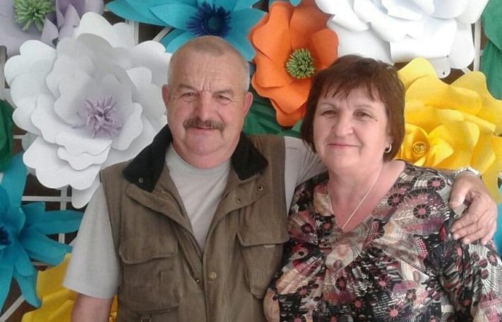 Подружжя з Волині відгуляло рубінове весілля