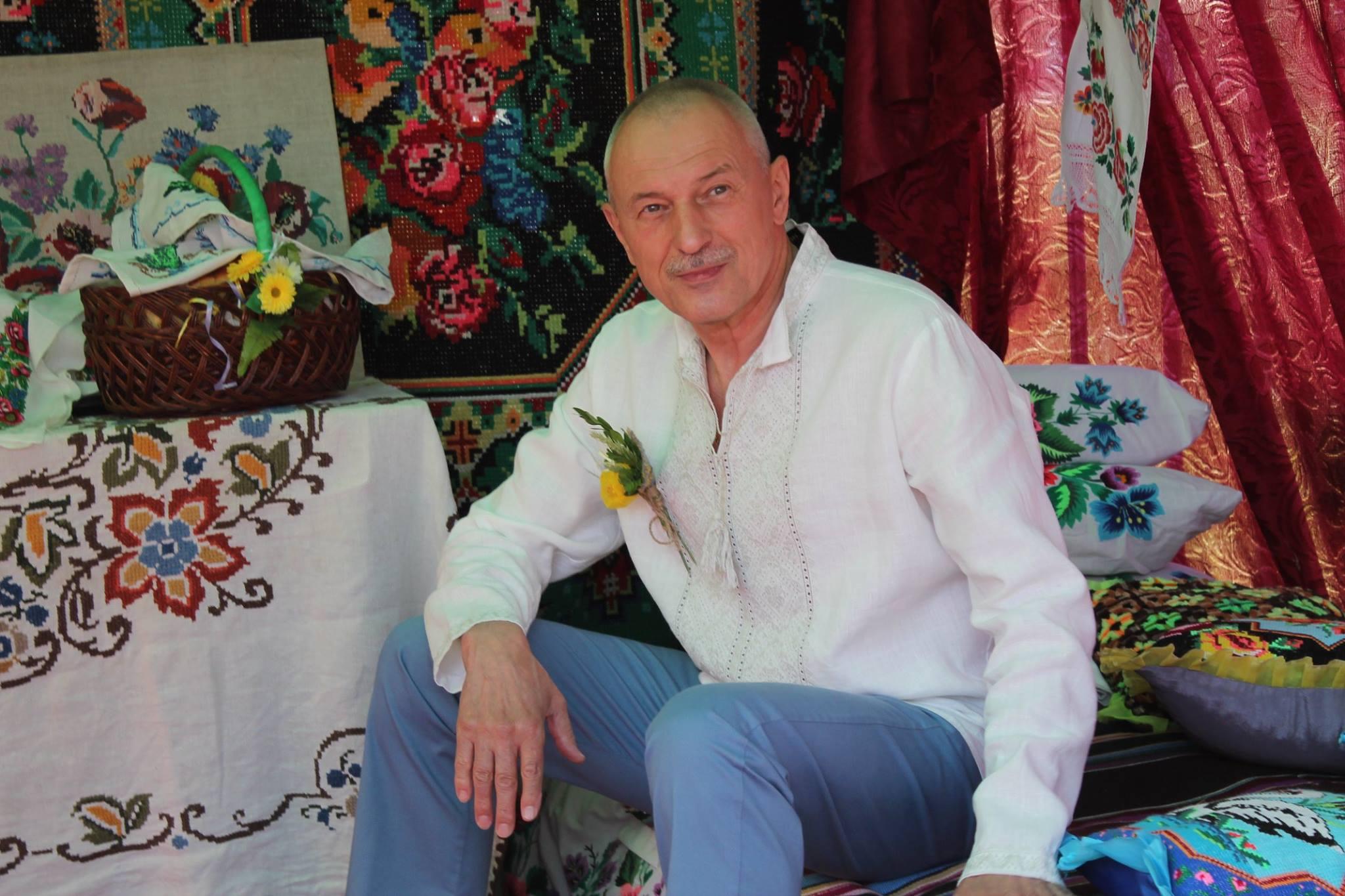 Губернатор Савченко зворушливо попрощався з волинянами