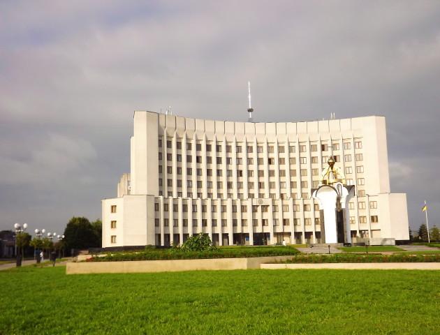 Хто замість Савченка буде керувати Волинською ОДА