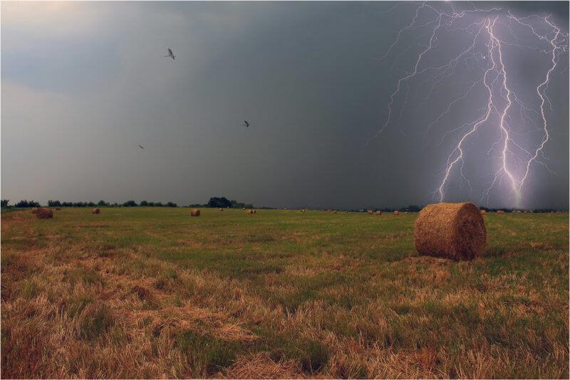 Волинь знову накриють грозові дощі