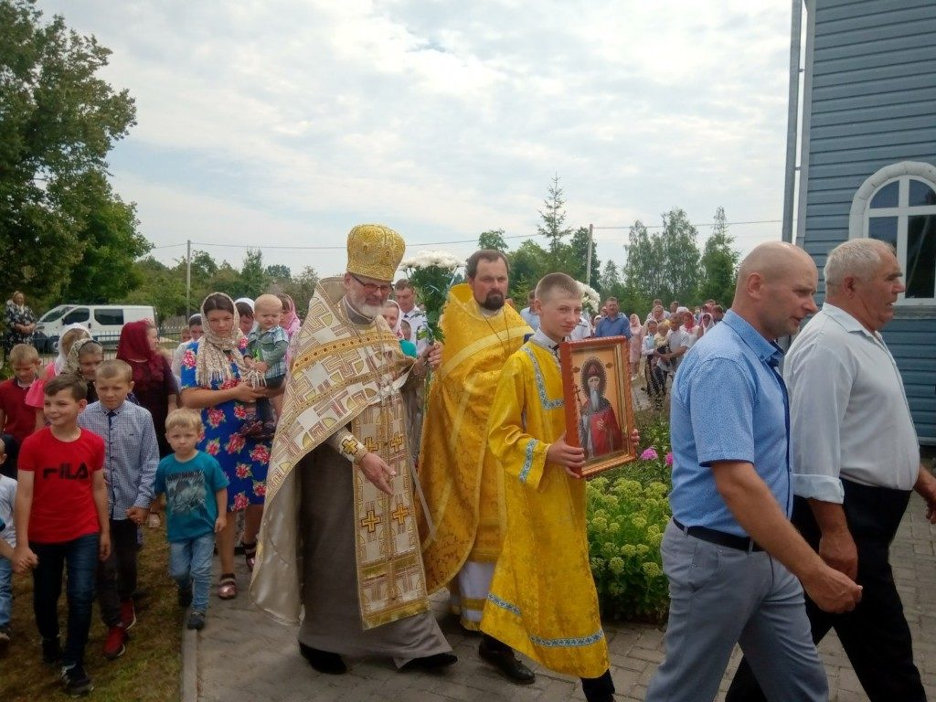 У селі на Волині відсвяткували храмове свято. ФОТО