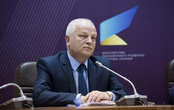 Міністр економічного розвитку і торгівлі Степан Кубів їде на Волинь