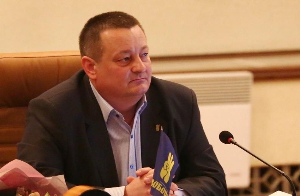 Олександр Пирожик подав у відставку