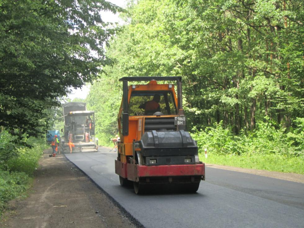 Уряд виділяє понад 1 мільярд гривень на ремонт волинських доріг