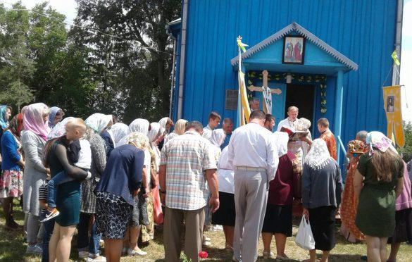 У селі на Волині відзначили храмове свято. ФОТО