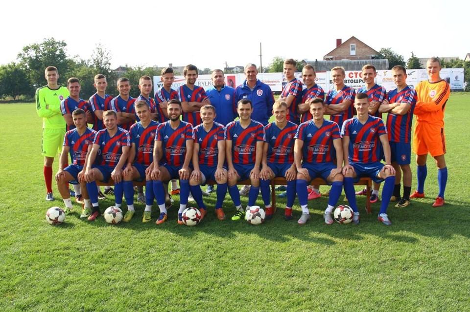 Луцький «Вотранс» стартує в чемпіонаті України з футболу серед аматорів