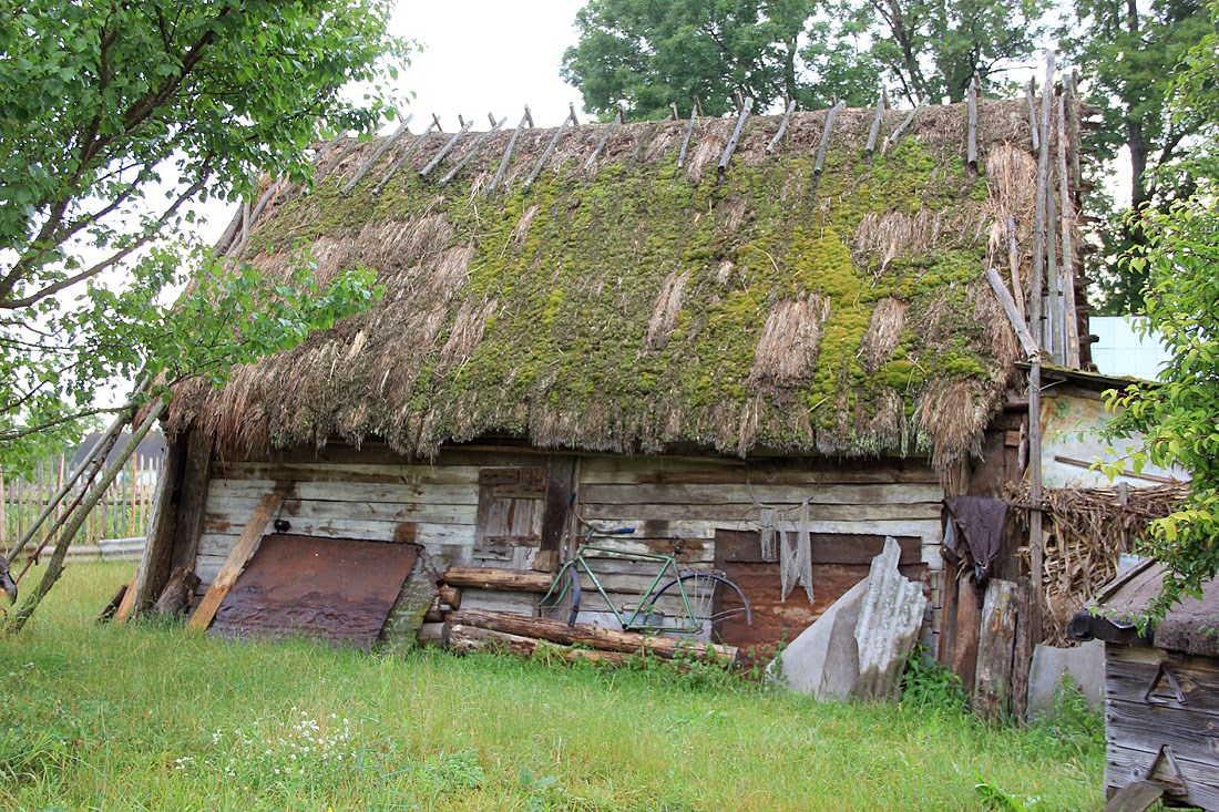 Мандрівник з Луцька показав, як живуть люди у поліській глибинці. ФОТО