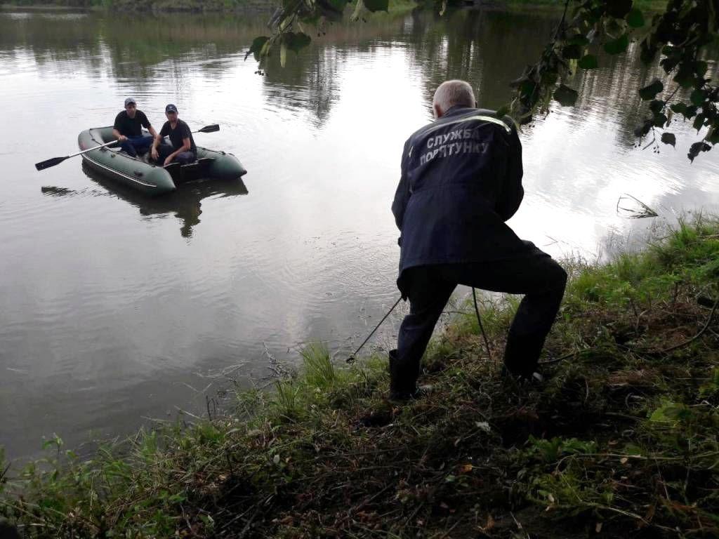 На Волині у ставку втопився чоловік