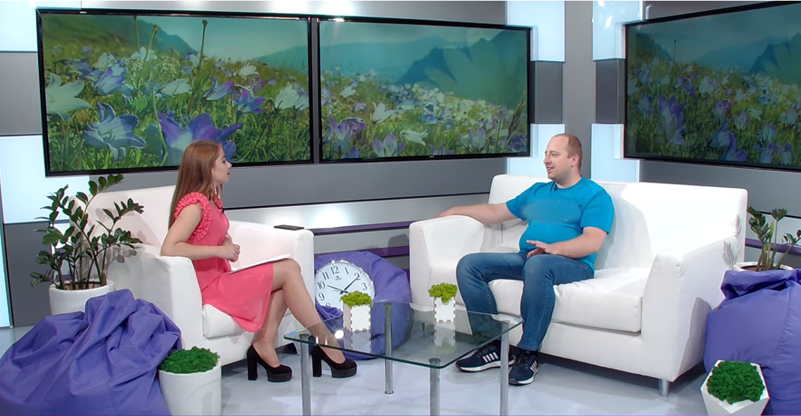 """Про 5 освіт і роботу в корпорації """"Google"""": розмова з Вячеславом Панасюком. ВІДЕО"""