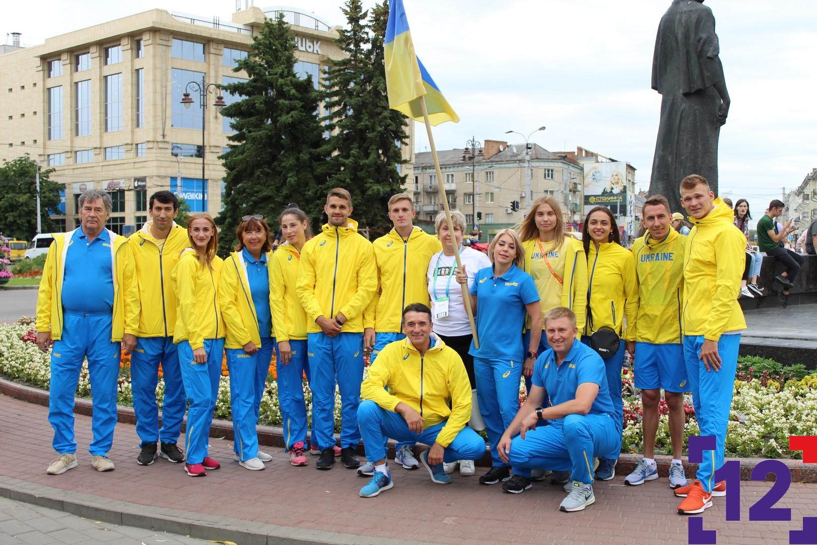 У Луцьку стартував чемпіонат Європи з легкоатлетичних багатоборств. ФОТОРЕПОРТАЖ