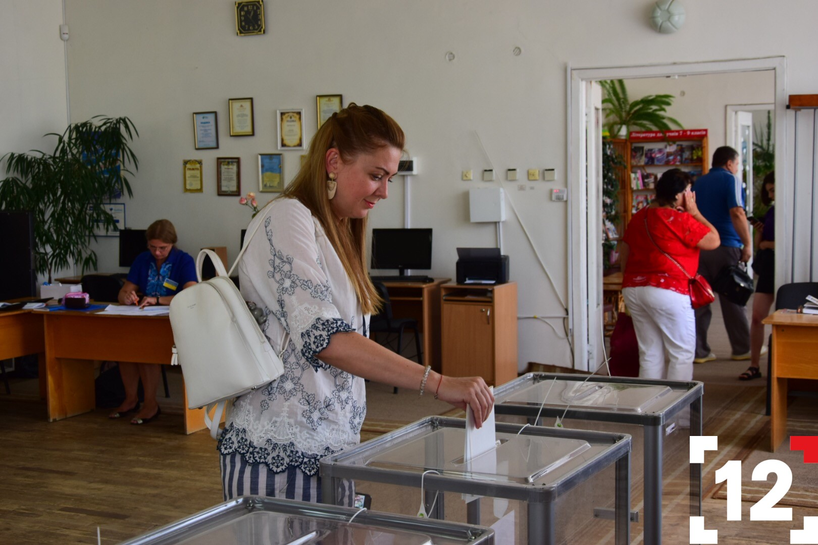 Вибори до Верховної Ради: як голосують волиняни. ФОТО