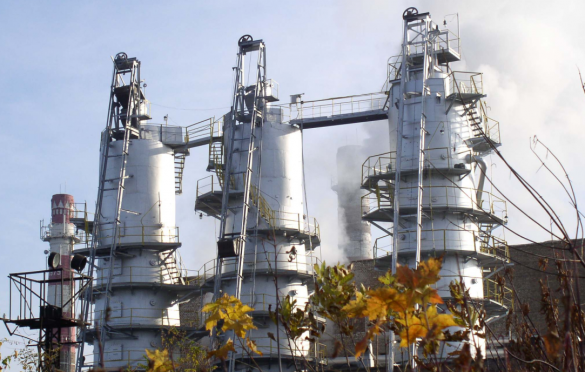 Сморід у Луцьку: цукровий завод заплатить 20 000 гривень за інформацію про порушників