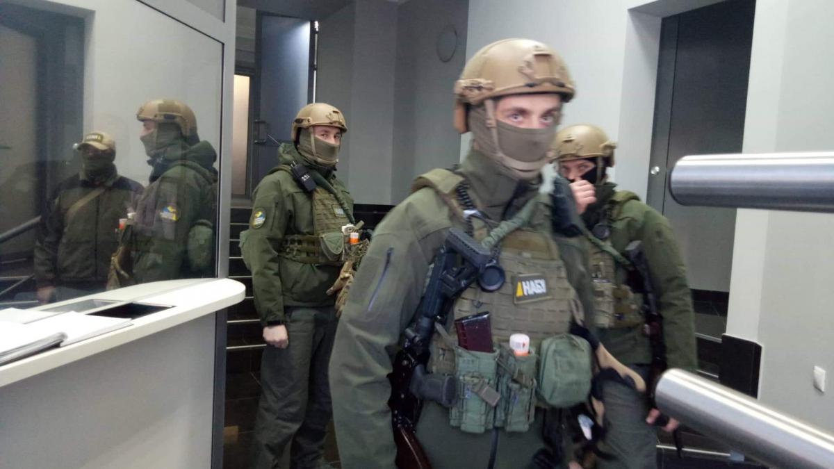 Волинські фіскали заявили, що під час обшуків в них нічого не вилучили і нікого не затримали