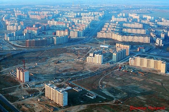 """Як у Луцьку будували ЦУМ, драмтеатр, """"Там Там"""" та інші будівлі. РЕТРОФОТО"""