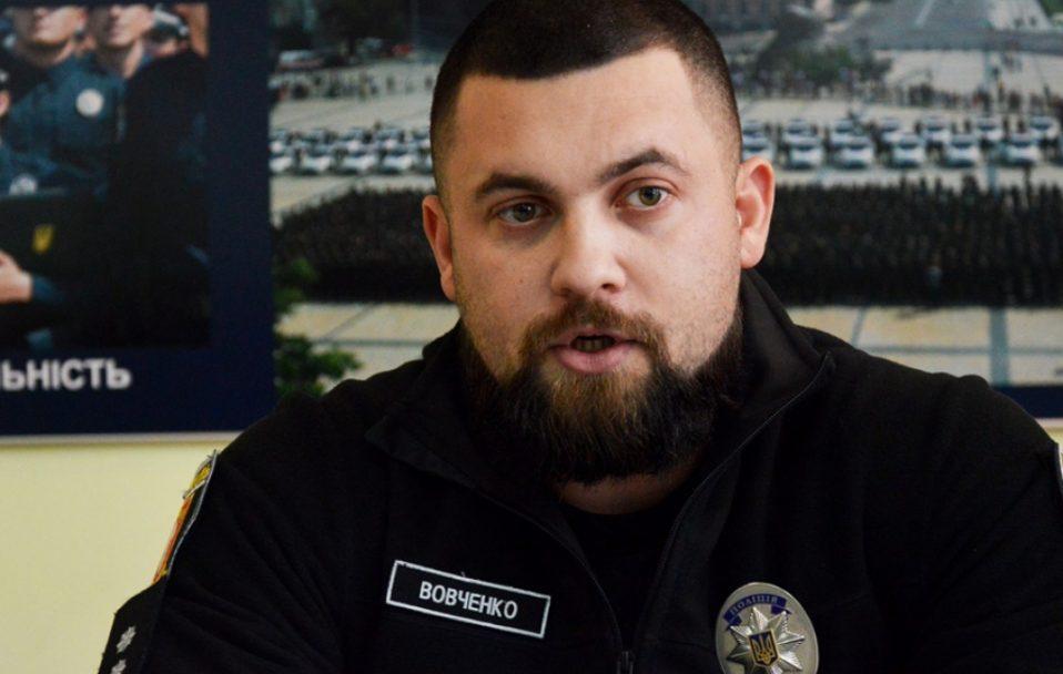 Вовченко розповів, чому кинув гранату в приміщенні Управління патрульної поліції в Луцьку. ВІДЕО