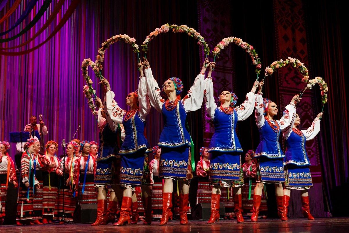 У Луцьку виступить хор імені Григорія Верьовки