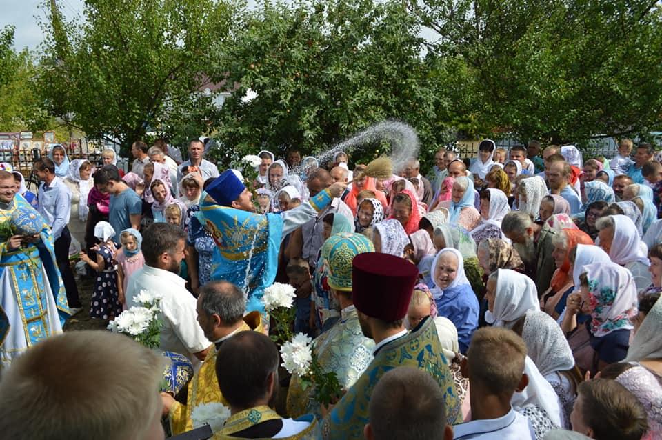Як у селі на Волині відсвяткували престольне свято. ФОТОРЕПОРТАЖ