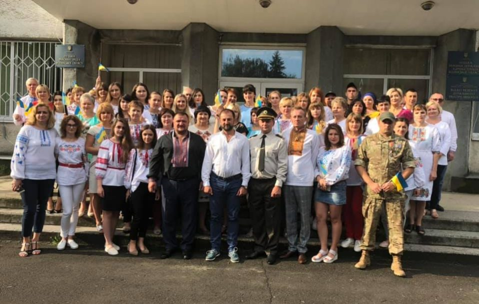 День прапора України: що пишуть волиняни в соцмережах