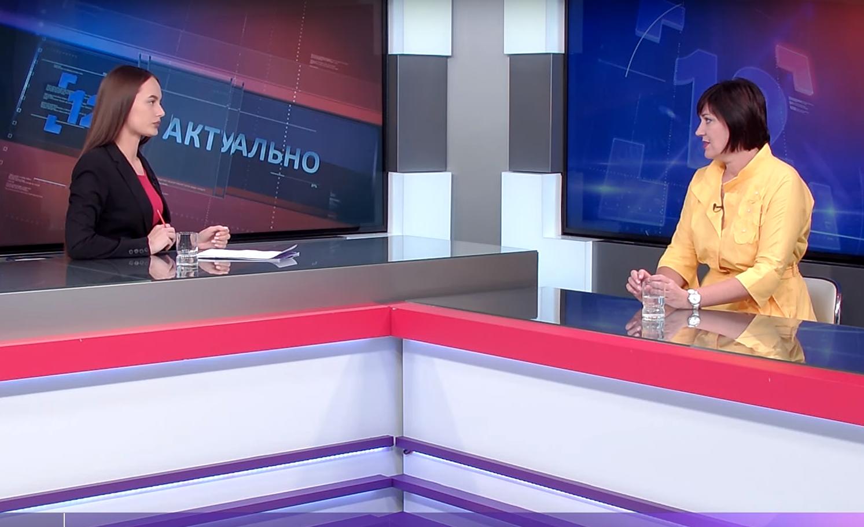 Труднощі та плани на майбутнє: Ірина Вахович розповіла про перші дні на посаді голови Волиньради. ІНТЕРВ'Ю