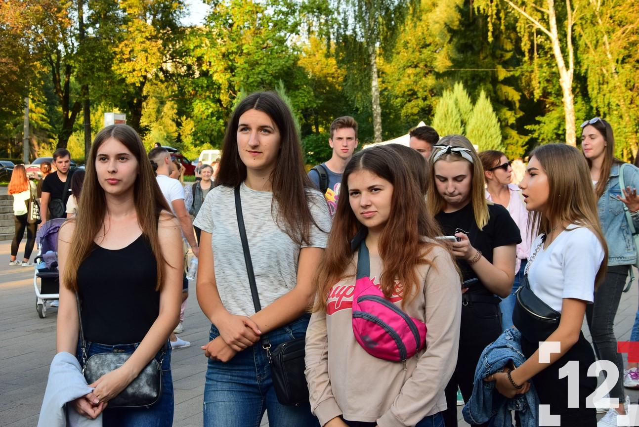 Як лучани святкували День молоді. ФОТОРЕПОРТАЖ