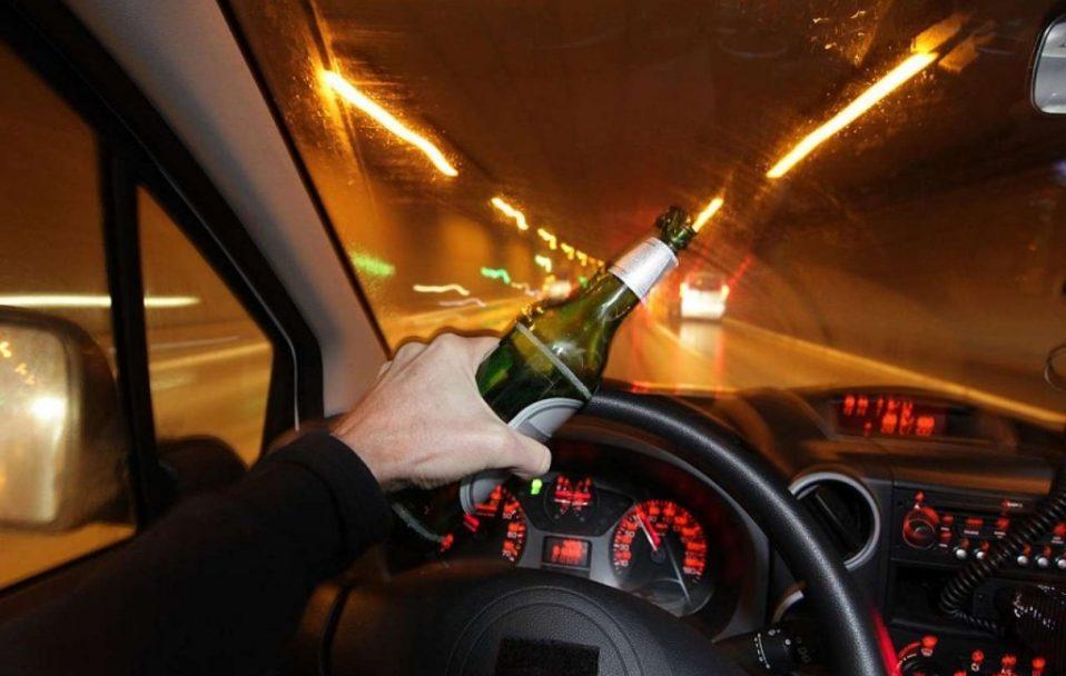 За ніч на Волині попалися 4 п'яні водії