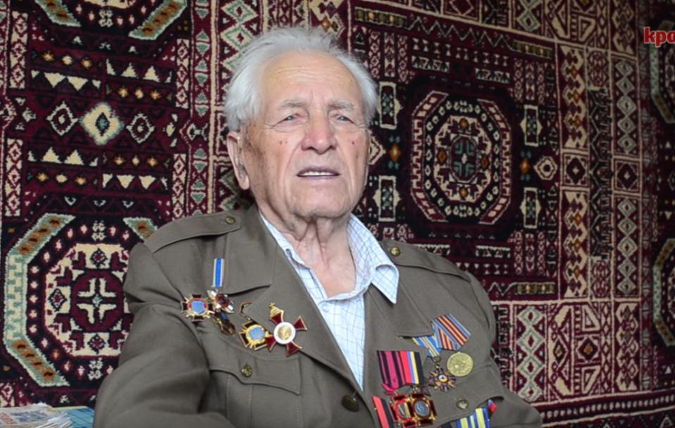 Легендарний ветеран УПА з Волині відсвяткував 97-річчя. ФОТО