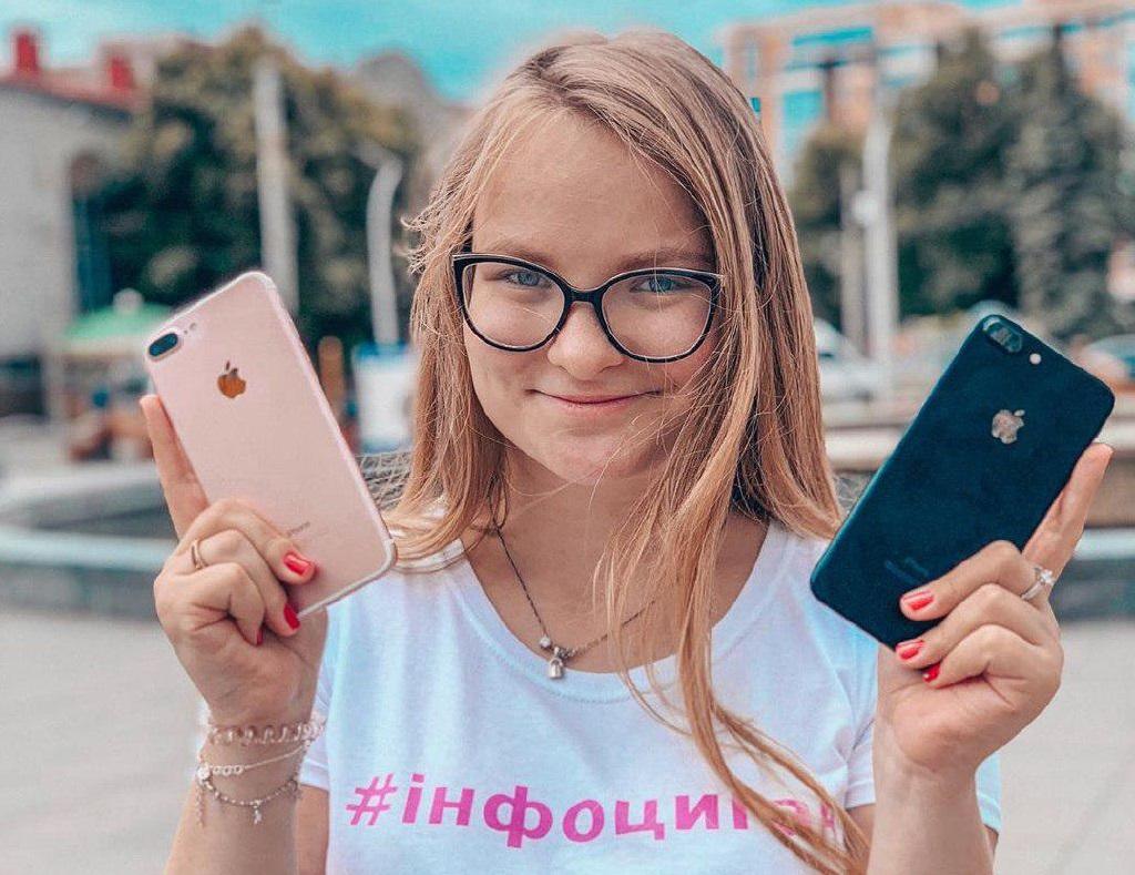 Покинула університет і заробляє 700 000 гривень за місяць: розмова з відомою луцькою інстаблогеркою. ВІДЕО