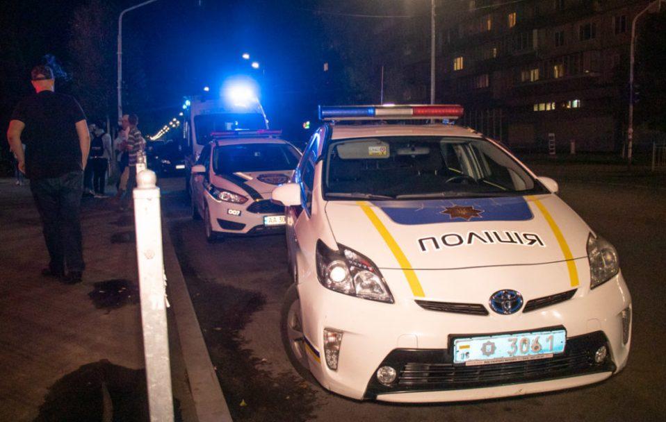 Посеред ночі у Луцьку п'яний водій втікав від патрульних