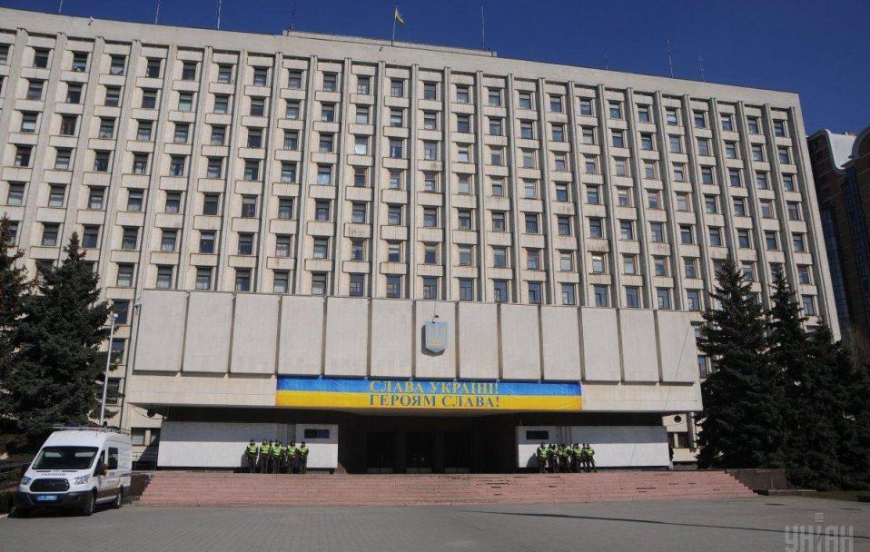 Верховна Рада розпустила ЦВК