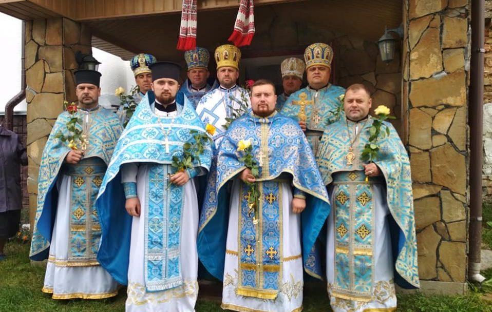 Як у селі на Волині відсвяткували храмовий празник. ФОТО