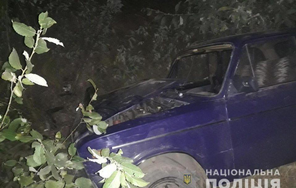 """ДТП на Волині: """"ВАЗ"""" на швидкості влетів у дерево. 19-річного хлопця забрали в лікарню"""