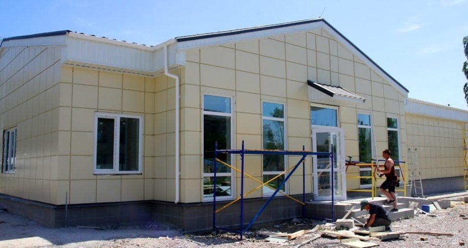 У яких волинських селах  будуватимуть нові амбулаторії