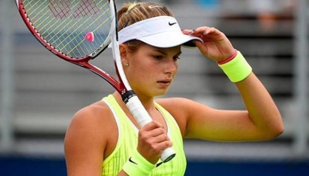 Тенісистка з Луцька має шанси поборотися за пів мільйона доларів